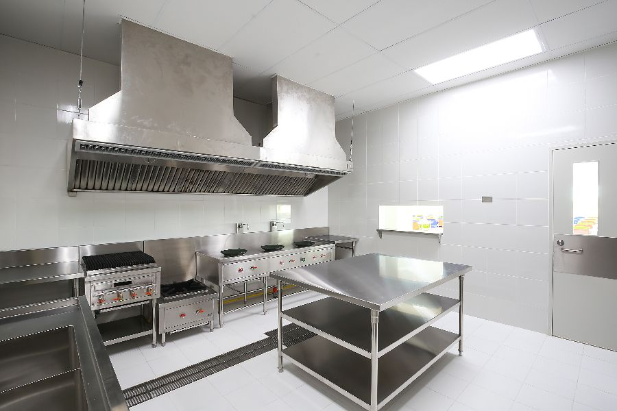 Commercial Kitchen Extraction Cleaning