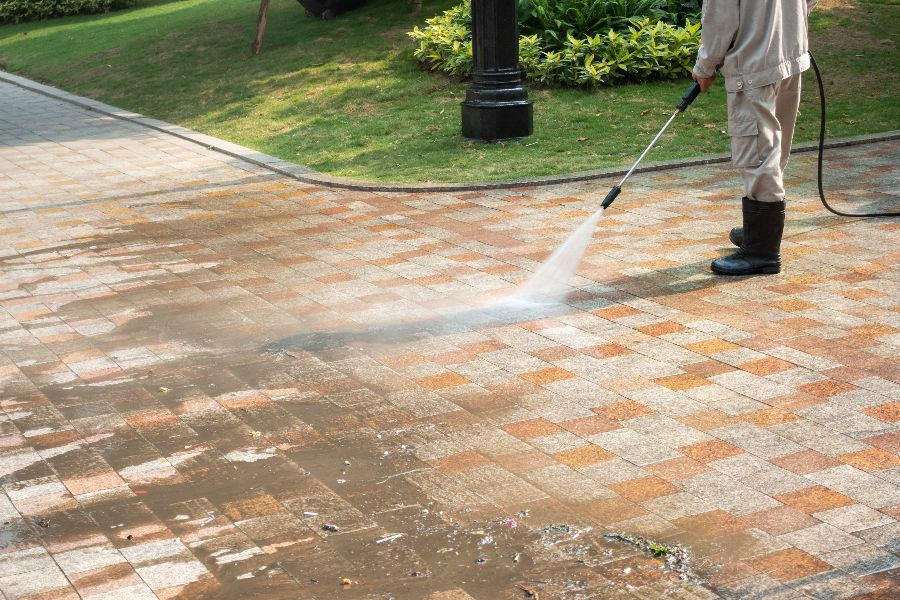 Pressure Washing Ashton-under-Lyne, Greater Manchester